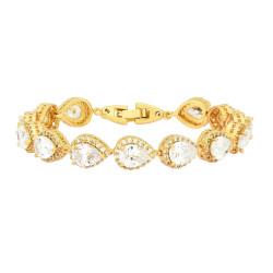 Bransoletka CAERA GOLD 17cm