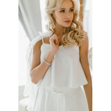 Bransoletka AYLA SILVER 17cm